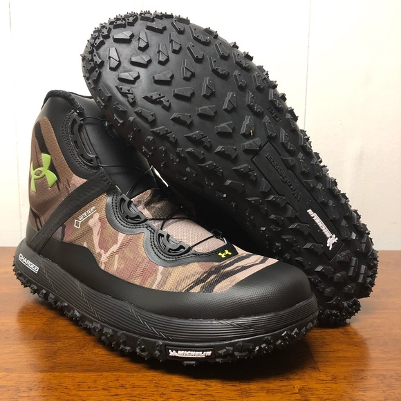 44601c767e1 Under Armour Fat Tire GTX Size 10.5 NWT